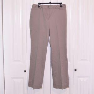 Ann Taylor LOFT Curvy Trouser Pants Size 8 NWT